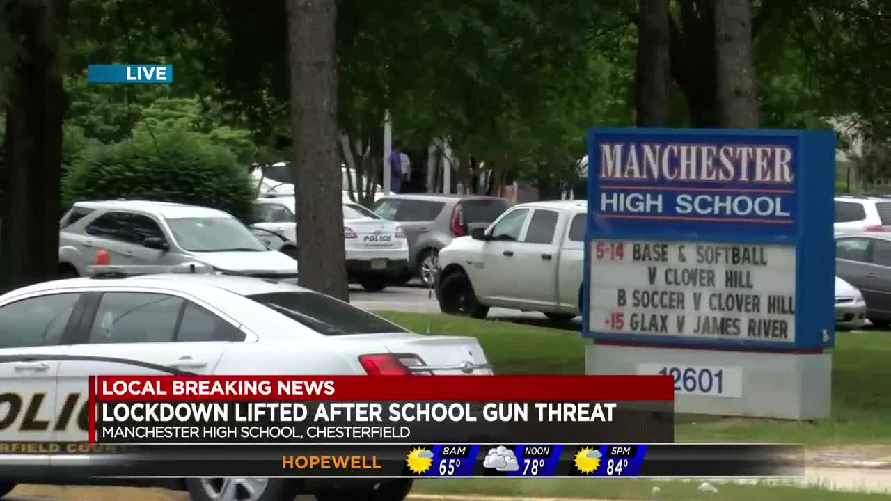 A hoax': Lockdown lifted after no weapon found at Manchester High School