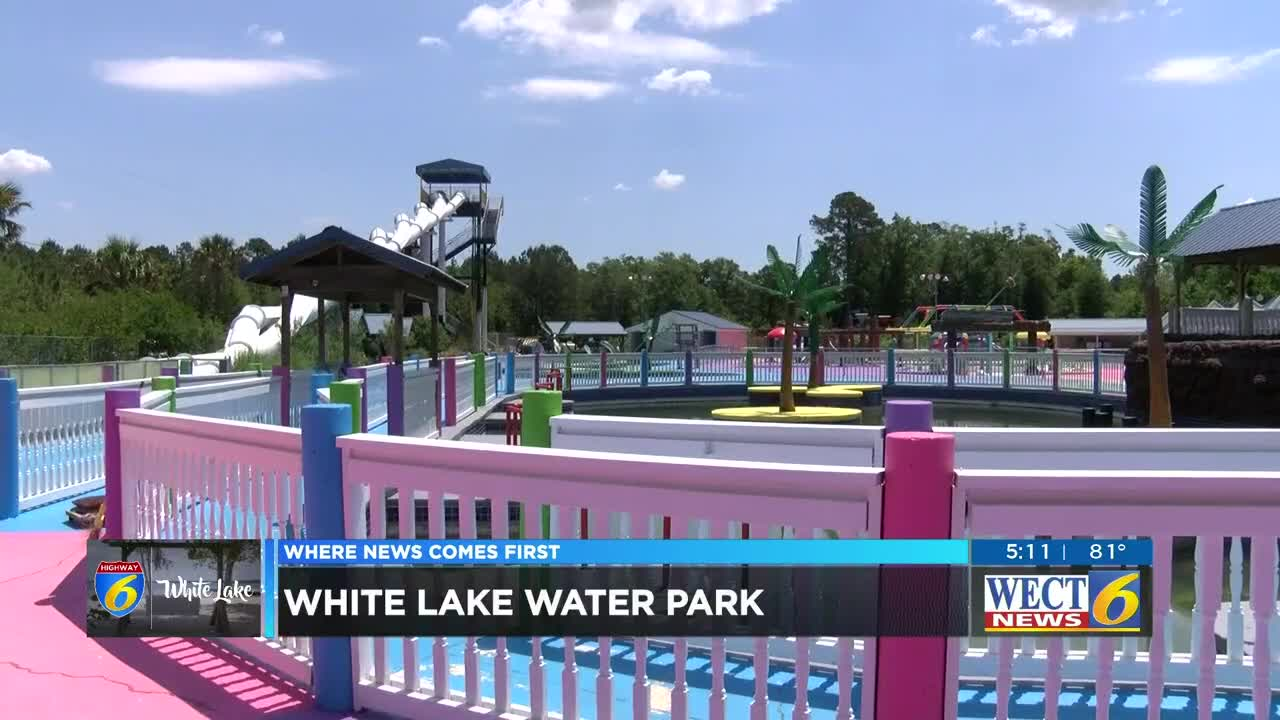055725fa9ed Highway 6: Behind the scenes of how White Lake Water Park prepares for the  summer season