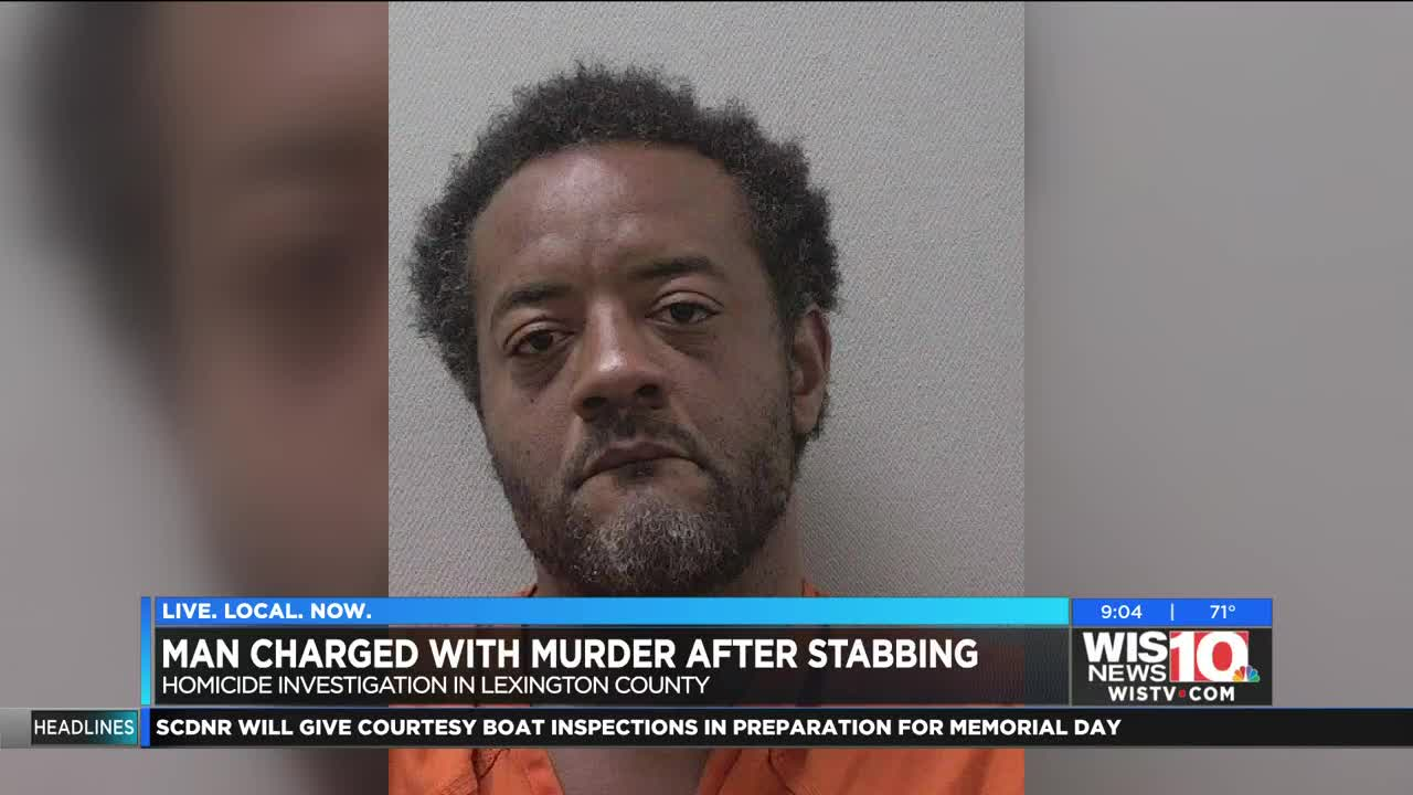 Columbia man accused of stabbing his mother to death