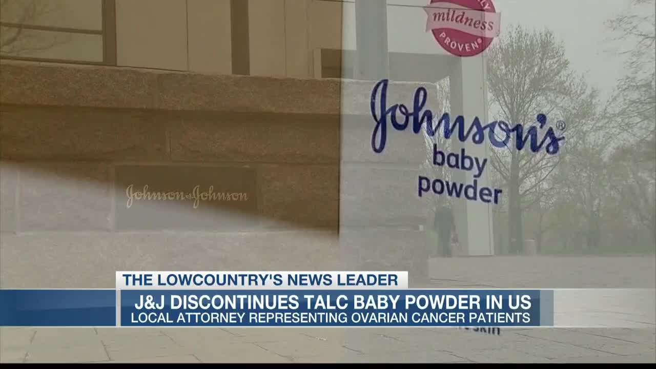 Local Attorney Discusses Baby Powder Lawsuit