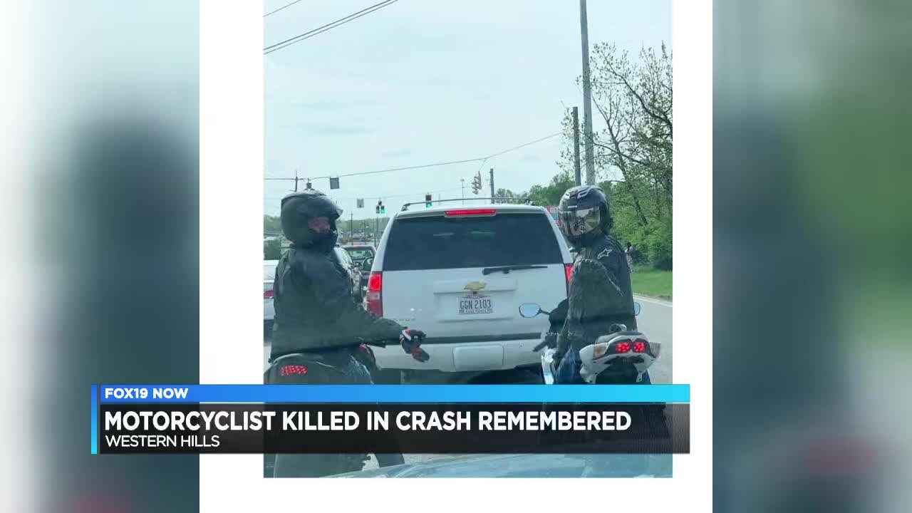 Motorcyclist killed in crash remembered at bike night