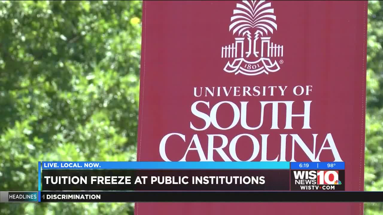 Better funding for higher education leads to one-year tuition freeze