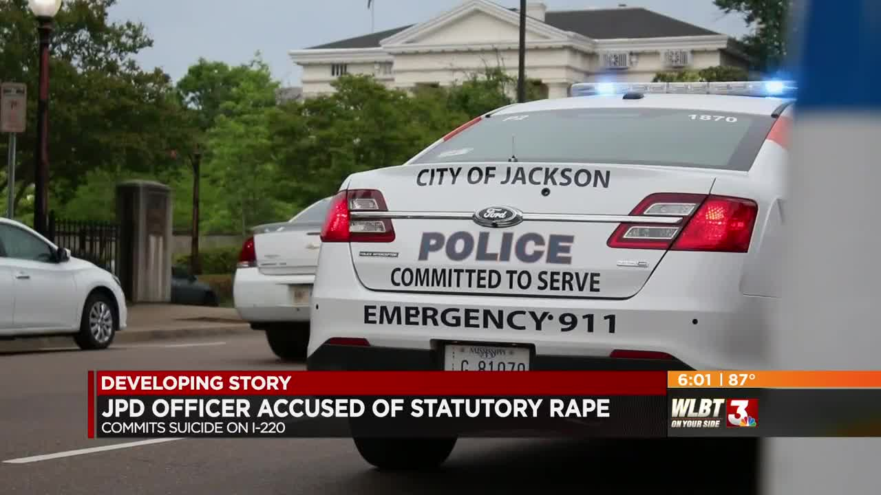 Police officer accused of statutory rape of 15-year-old