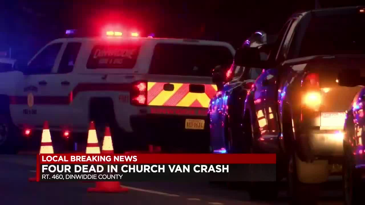 Truck driver charged in church van crash that killed 4