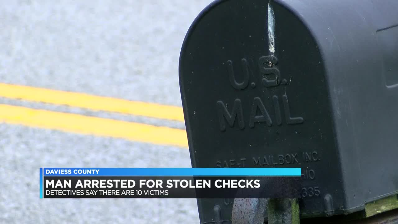 DCSO: Man confesses to stealing checks, depositing them into