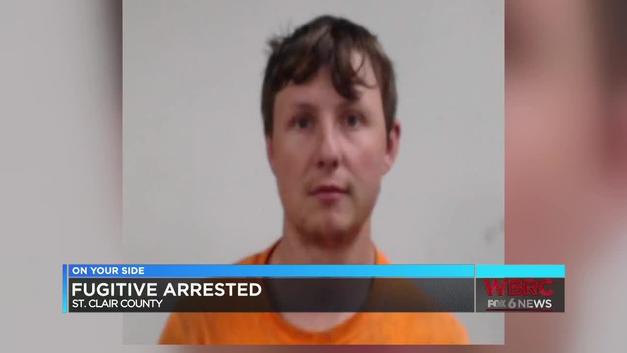Man who ran from Pell City Courthouse arrested
