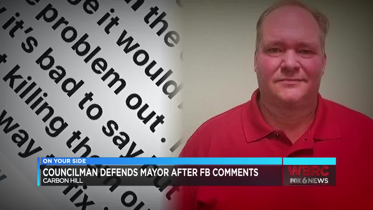 Ala  mayor offers to resign after posting controversial