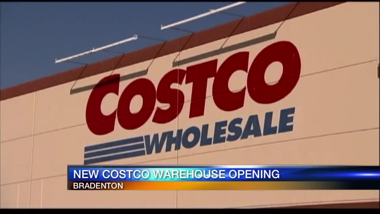 New Costco store coming to Manatee County