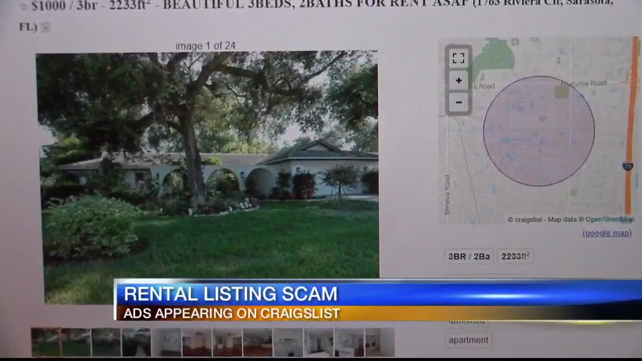 Sarasota man is shocked to find out his home is being used