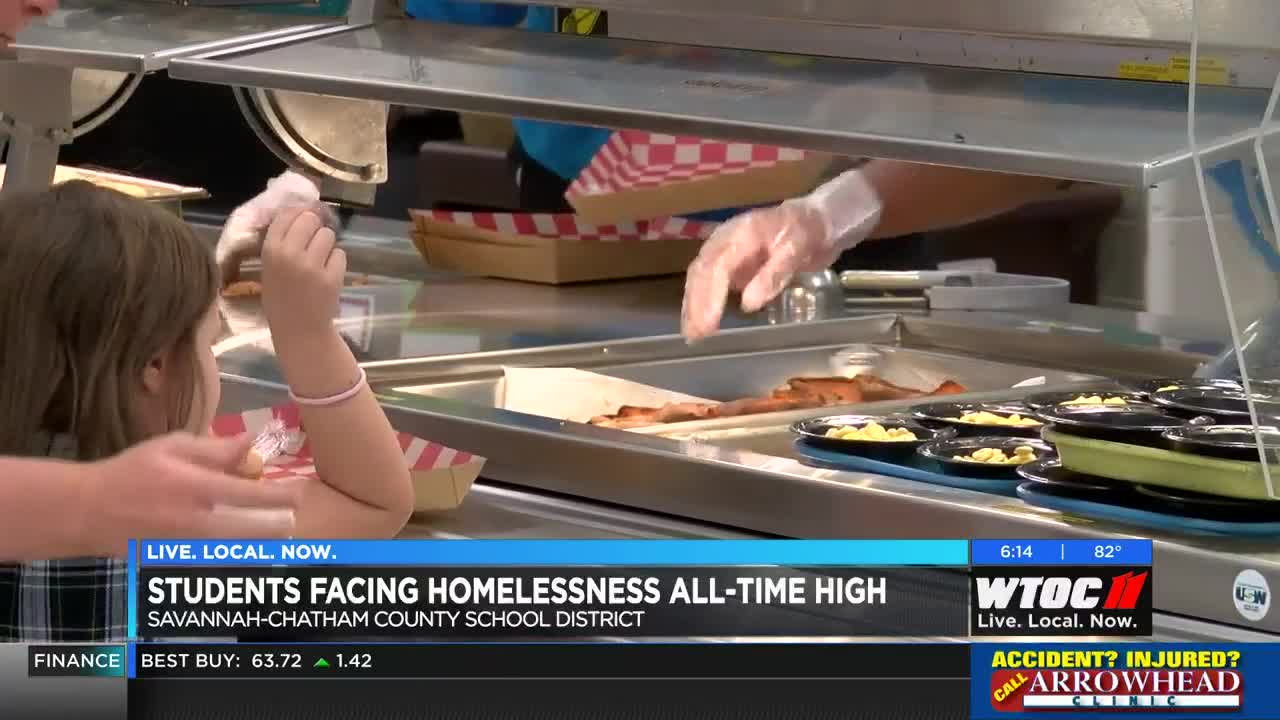 SCCPSS working to combat increase in homelessness