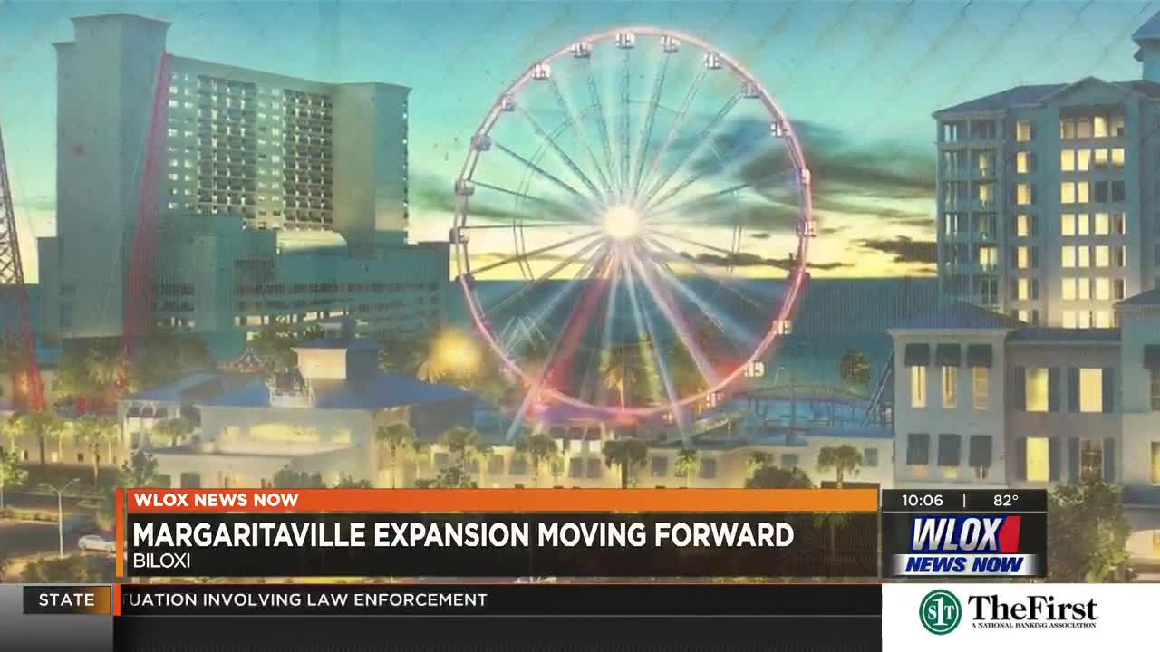 Margaritaville Expansion Step Closer To Becoming Reality