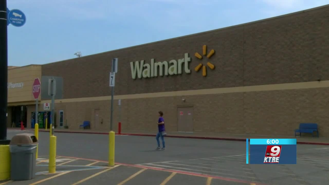 Police Identify Suspect In Fire At Nacogdoches Walmart Store Closed Due To Damage