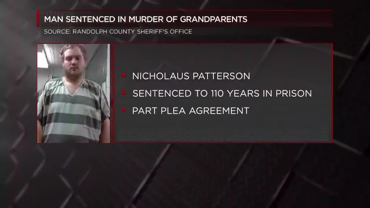 Randolph Co  man sentenced to 110 years for double homicide