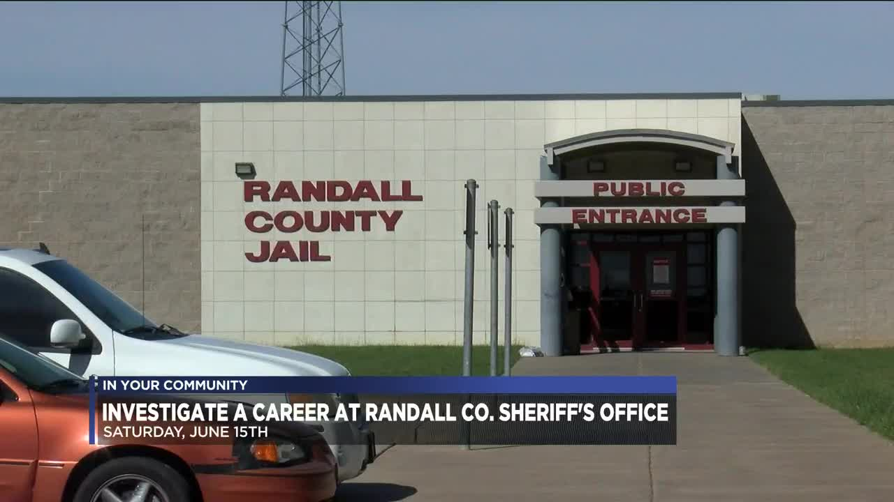 Investigate a career at Randall County Sheriff's Office