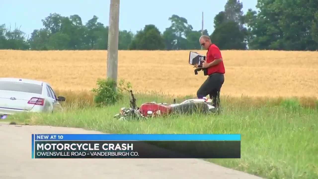 Sheriff's Office: alcohol suspected factor in motorcycle crash