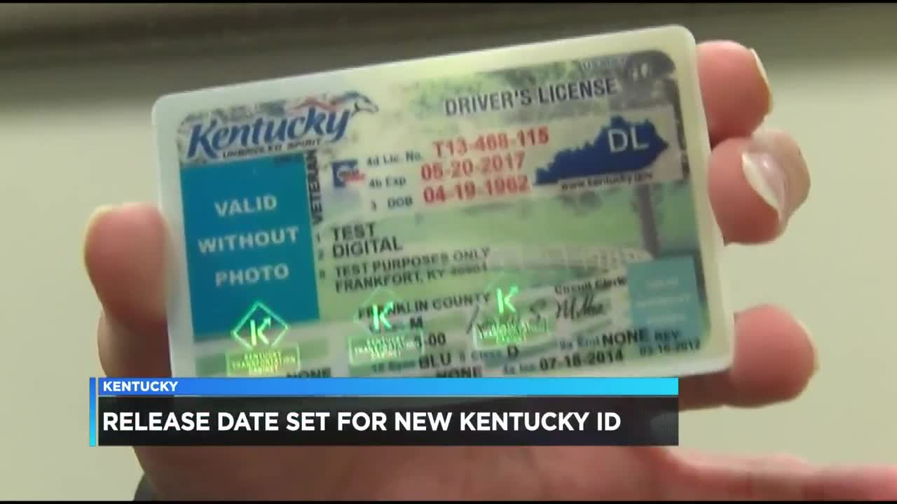 kentucky drivers license over 18