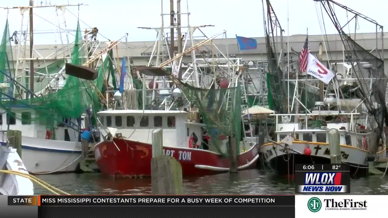 CMR: Mississippi's shrimp season will open Thursday