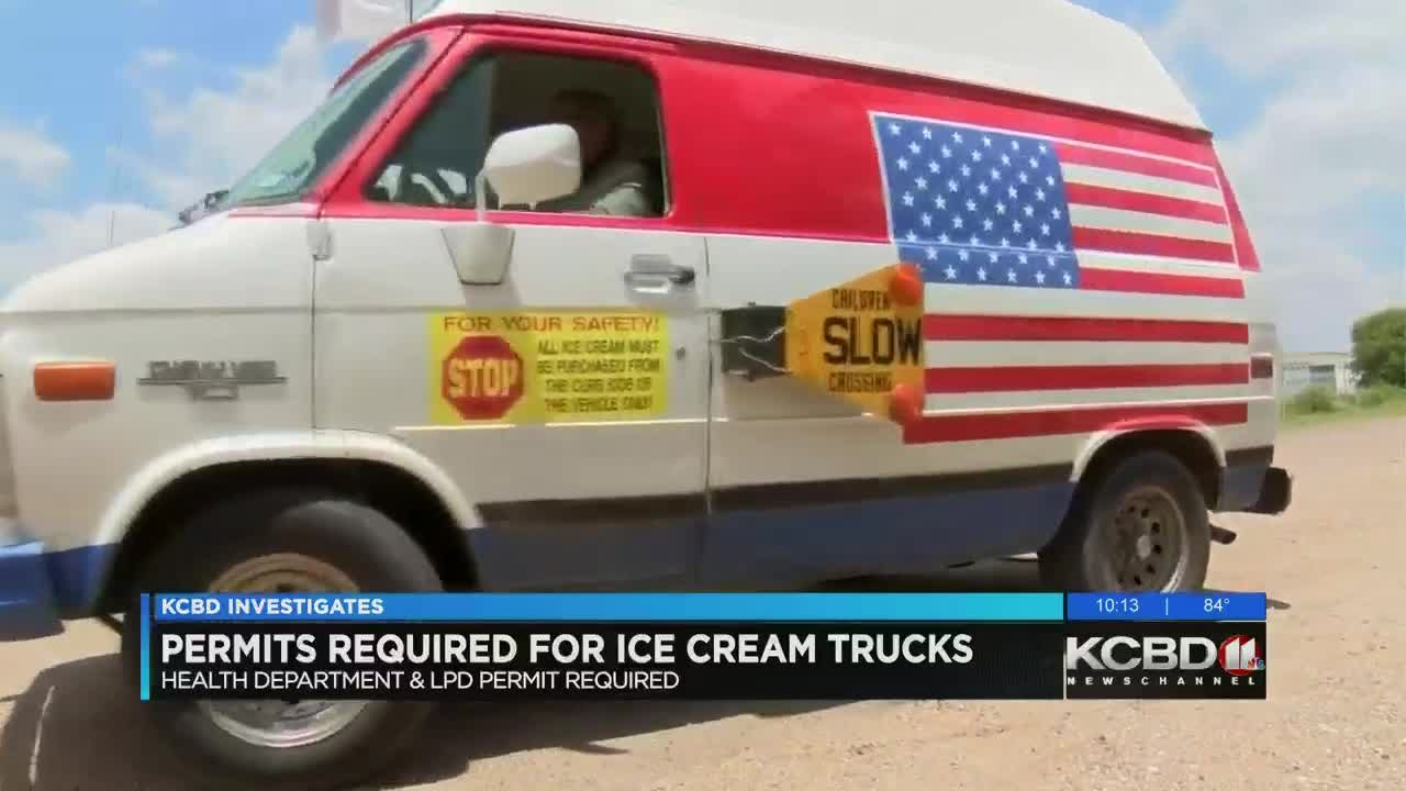 KCBD INVESTIGATES: Are the ice cream trucks in your