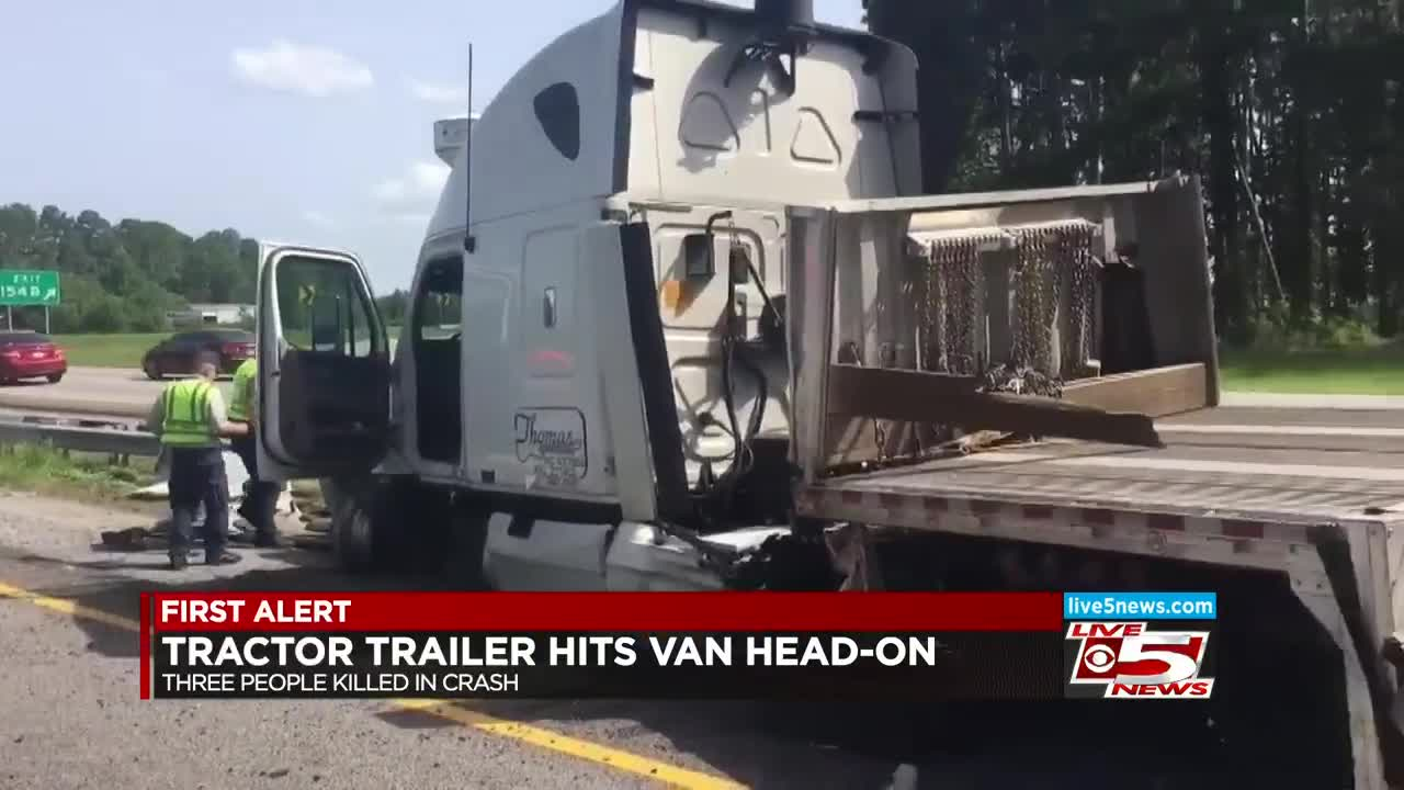 I-26 WB lanes in Orangeburg reopened following head-on
