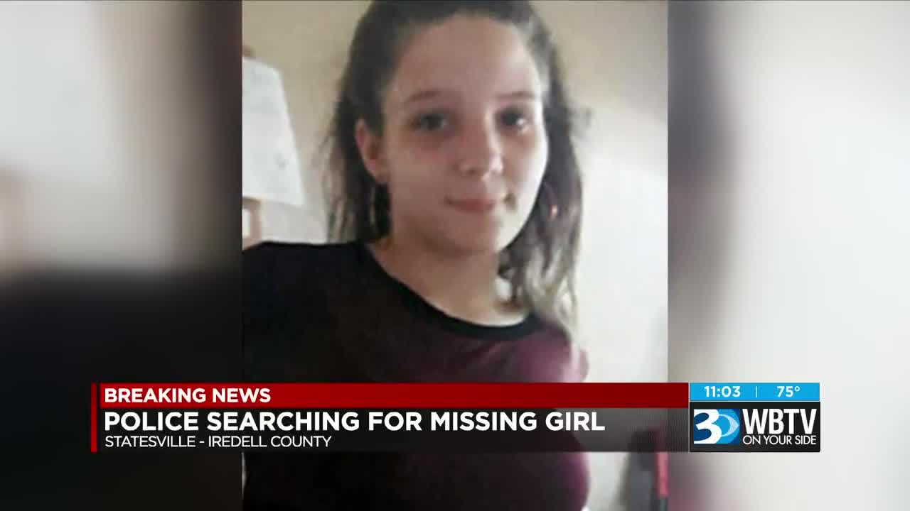 NC girl missing more than two weeks found safe