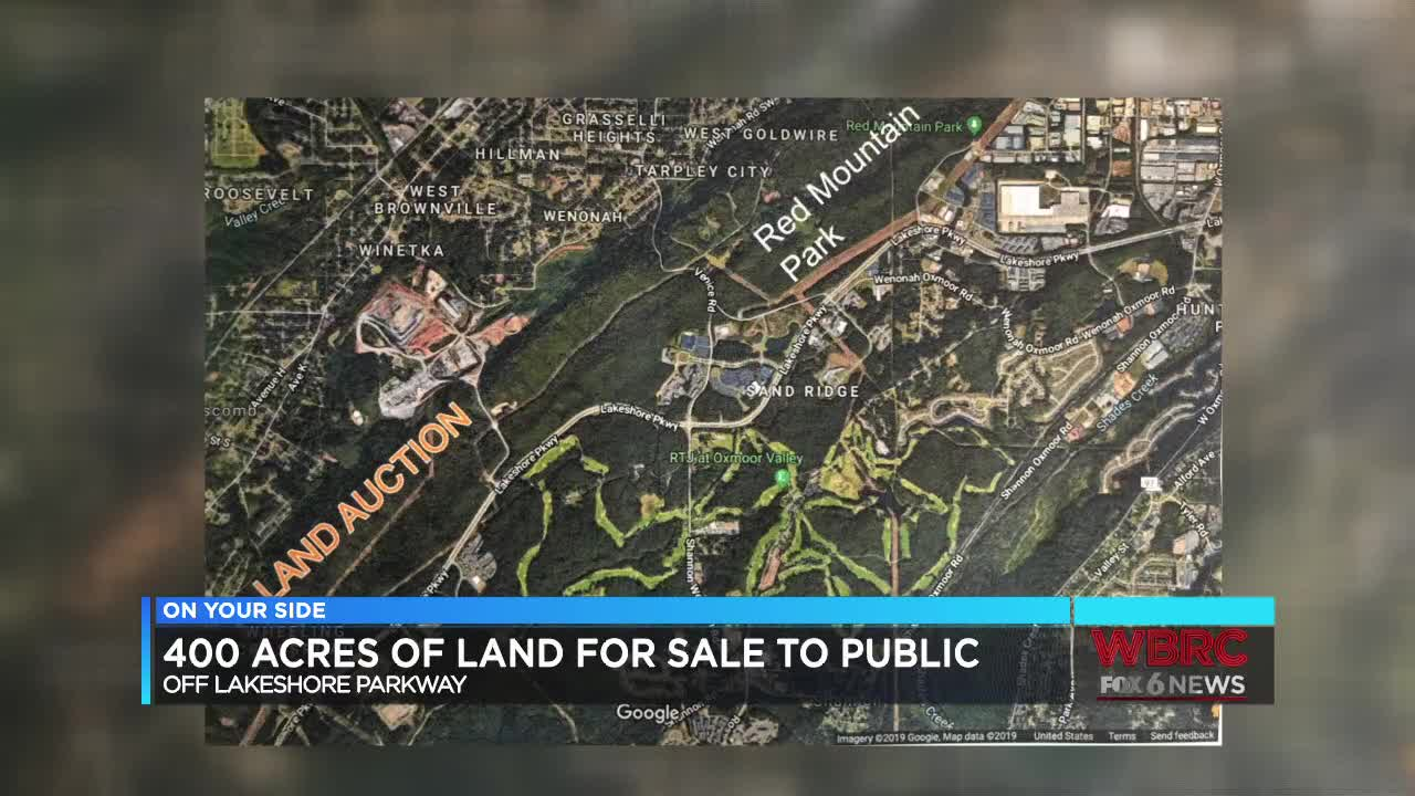 Alabama Power auctioning off nearly 400 acres of land