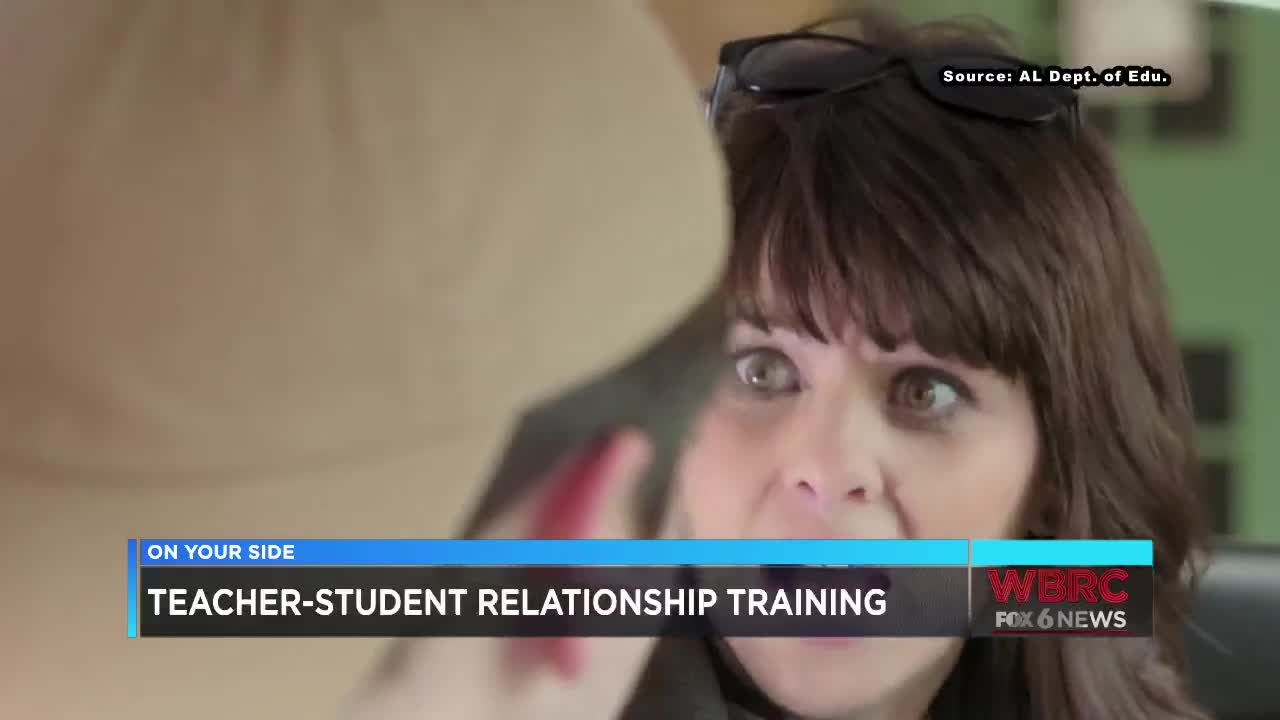 State releases videos to try to put an end to inappropriate teacher