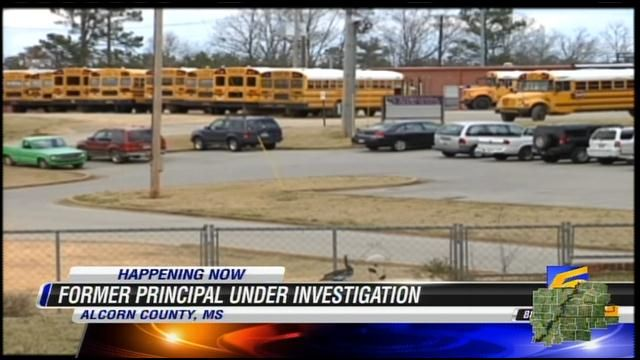 Fired principal accused of recording inappropriate video of