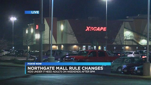 Northgate Mall changes hours for teens