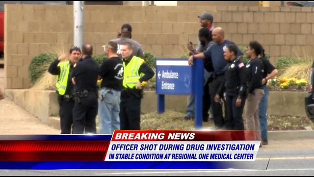 MPD officer injured in shooting, released from hospital