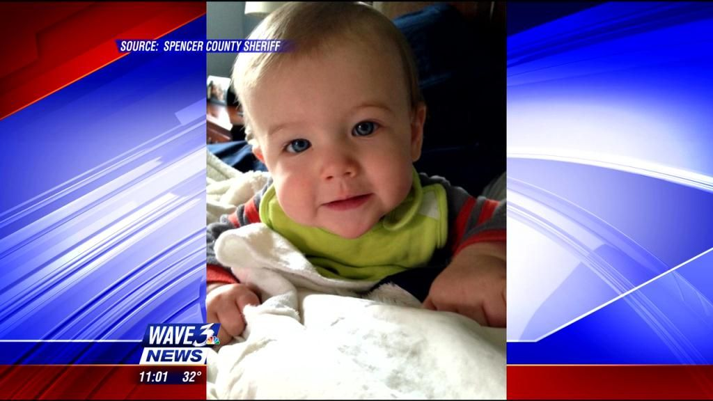 Young child of Spencer County magistrate dies in accident