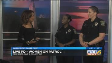 WPD officers to appear in 'Live PD Presents: Women on Patrol'