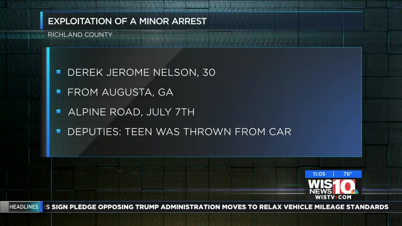 Recent Arrests In Ga