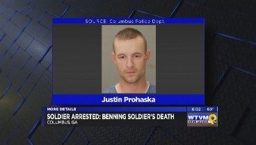Soldier arrested in deadly Oglethorpe Bridge wreck of Ft