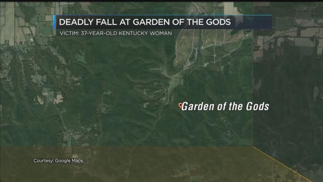 KY woman identified who died after fall at Garden of the Gods