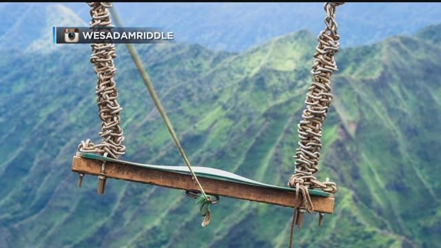 Illegal Swing Atop Stairway To Heaven To Be Removed