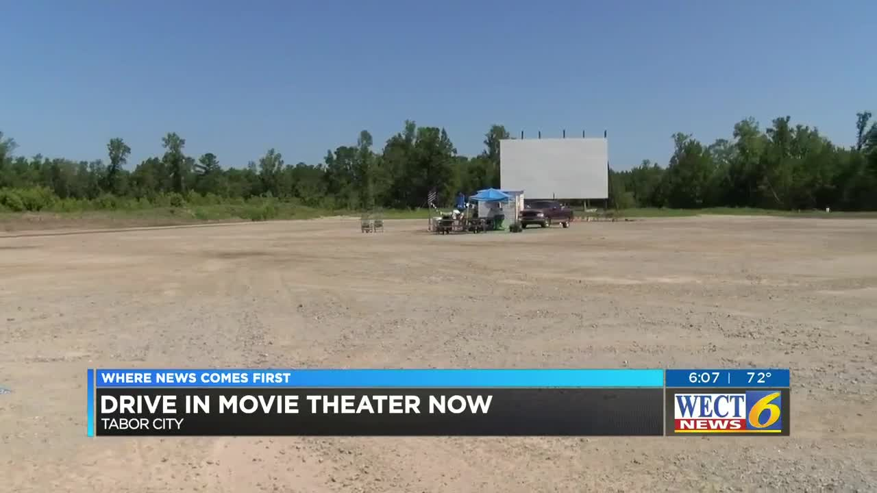 New Drive In Movie Theater Up And Running