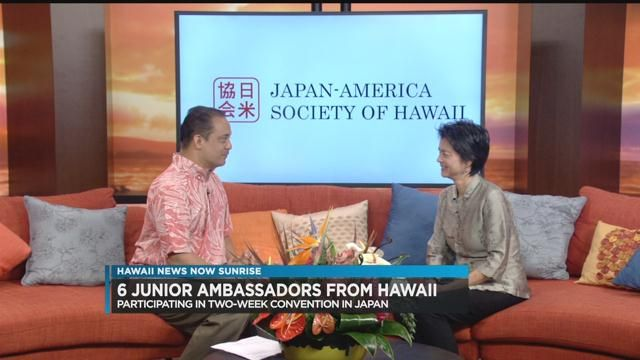 6 students to represent Hawaii at Asian-Pacific Children's