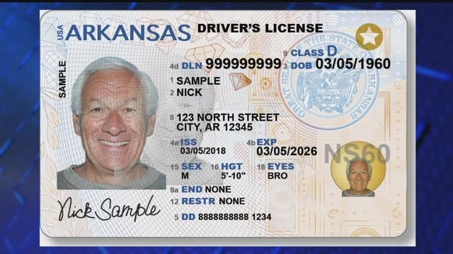 documents needed to take drivers test in arkansas