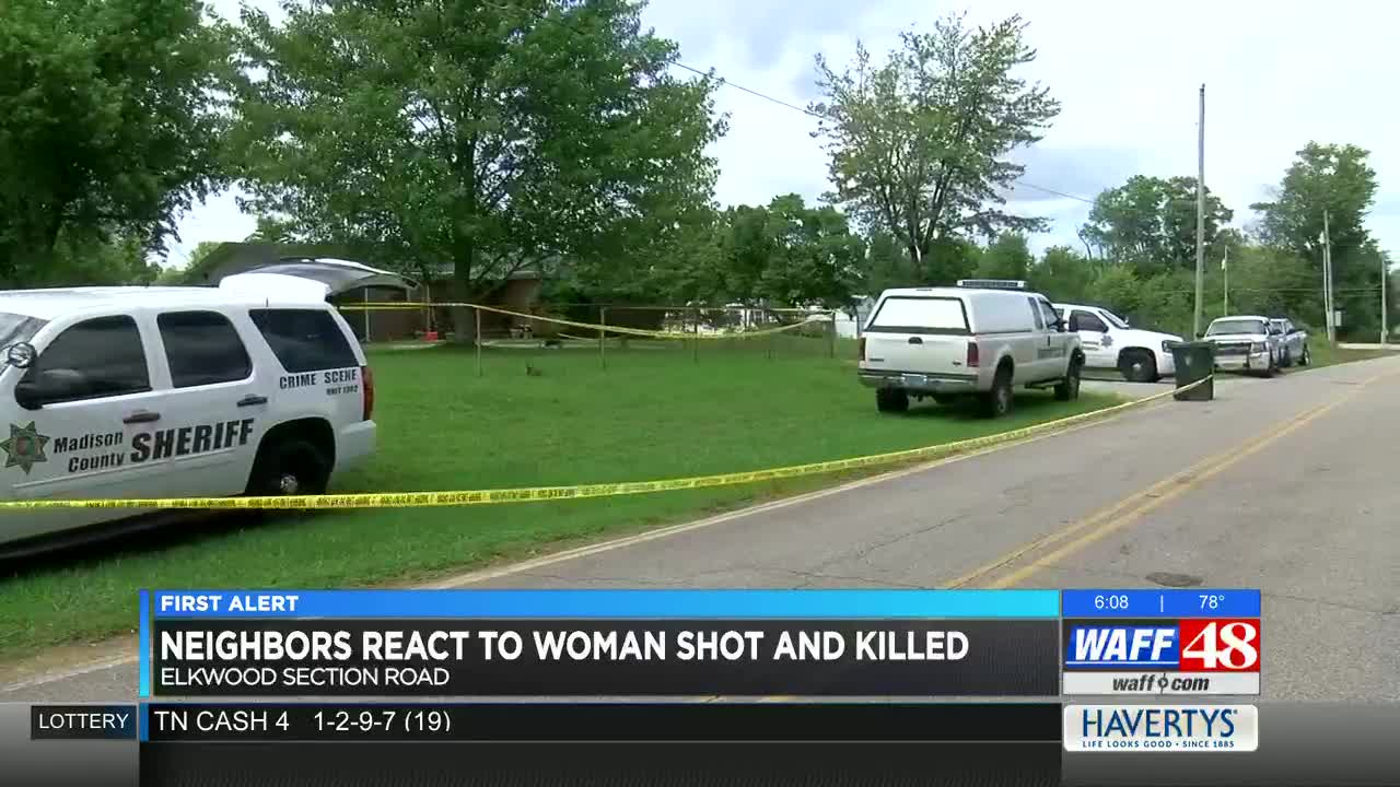 It shocked me very much': Neighbors on guard after deadly shooting