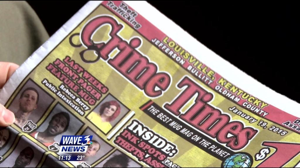 Man forced to pay $500 to keep mugshot out of 'Crime Times'