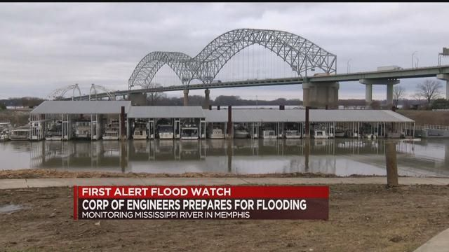 State of Emergency issued for Mississippi River flooding