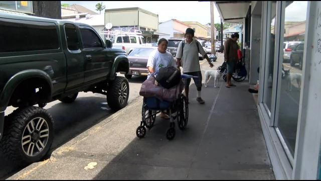 Homeless on Hawaii Island: Population has more than doubled