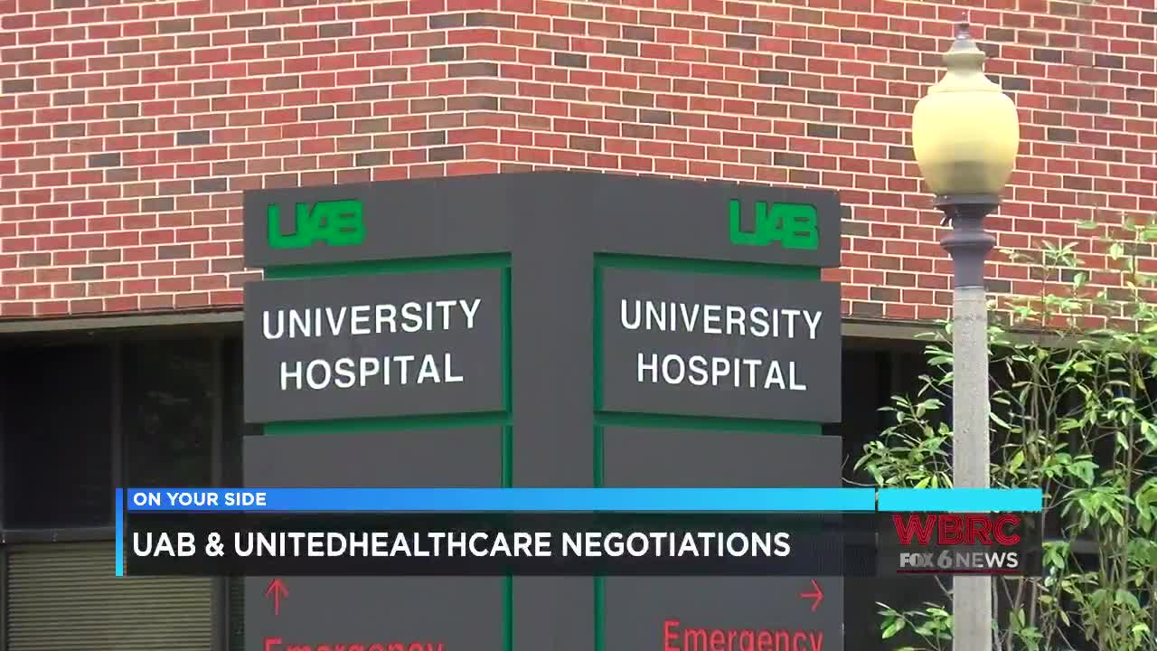 UAB Health System reaches agreement with UnitedHealthcare