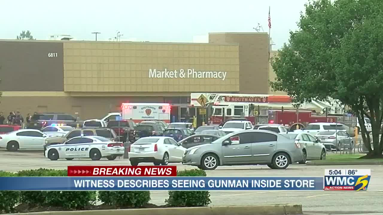 2 employees killed, officer wounded in shooting at Southaven