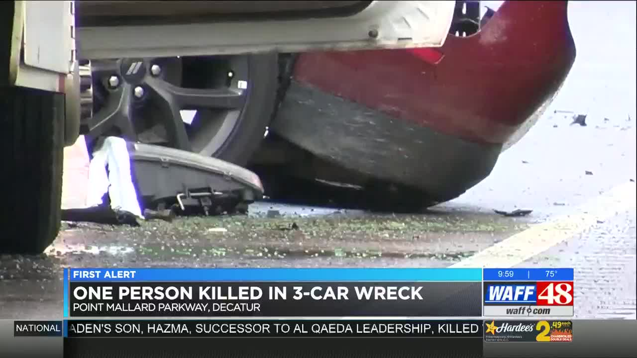 Woman, 27, killed in Decatur wreck