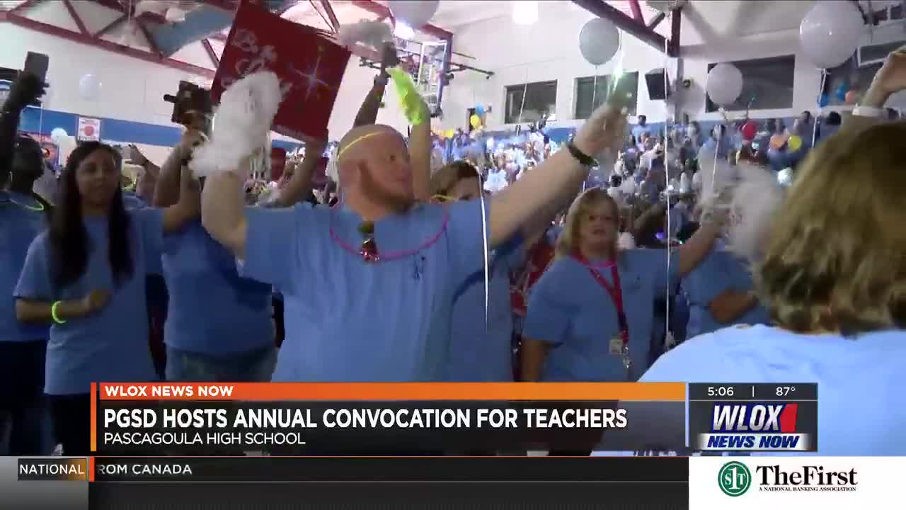 Be the Light': PGSD teachers kick off the school year with