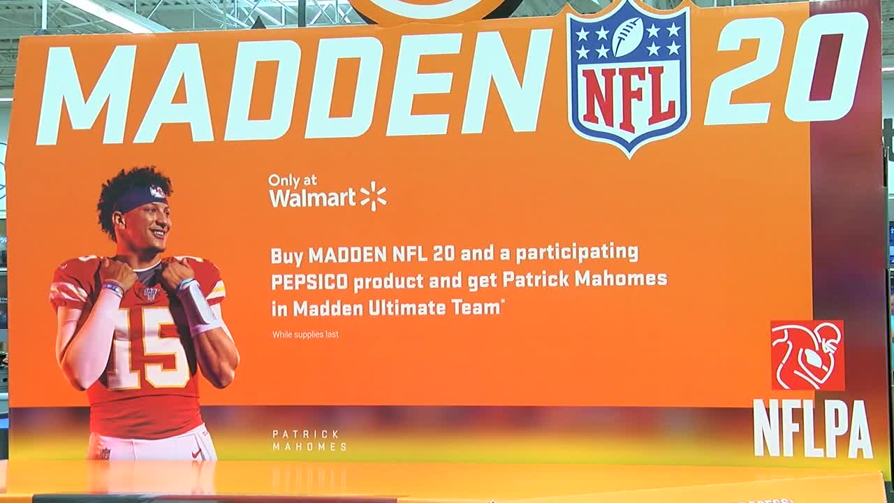 They Grew Up With Mahomes Now They Re Buying His Madden Game