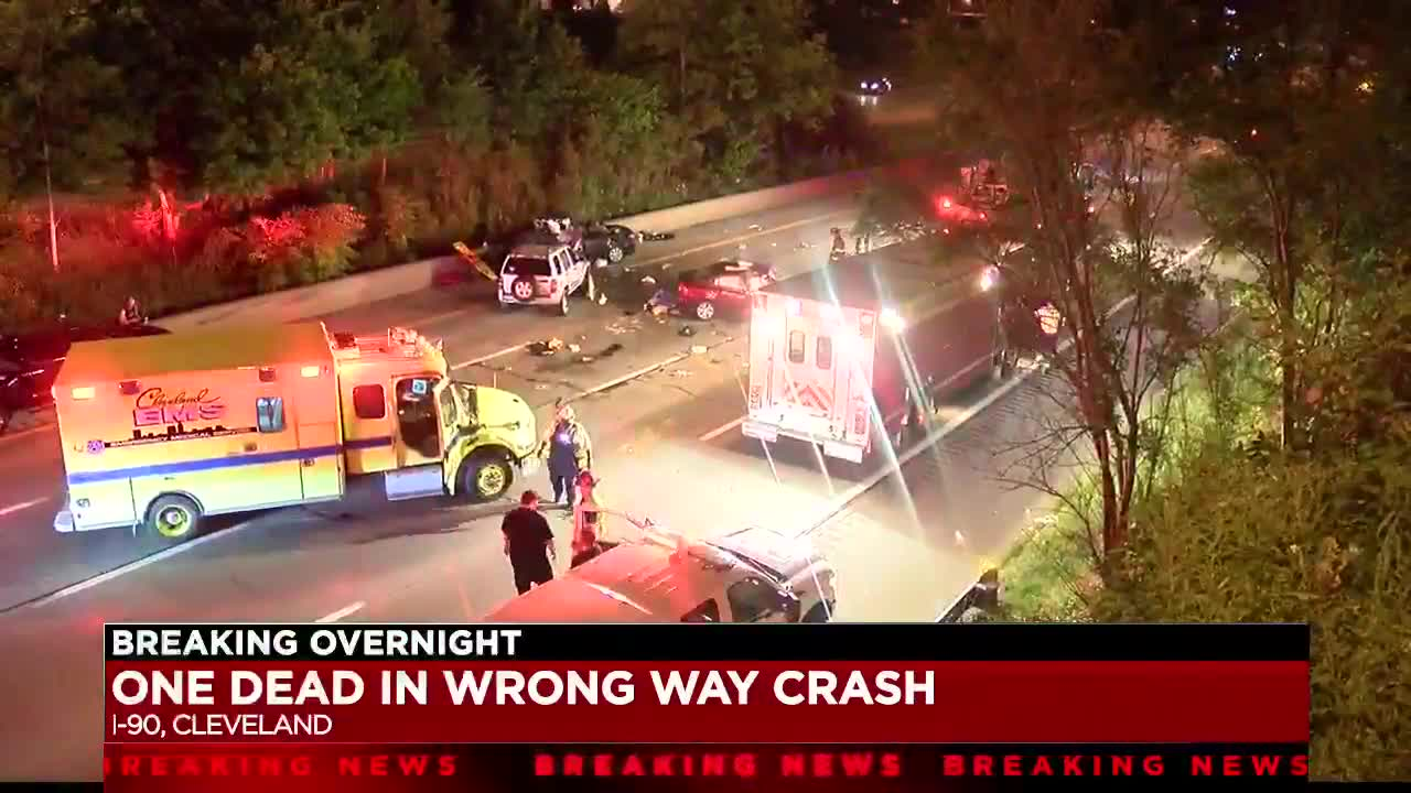 3 people were killed and 2 others injured in wrong way crash on I-90