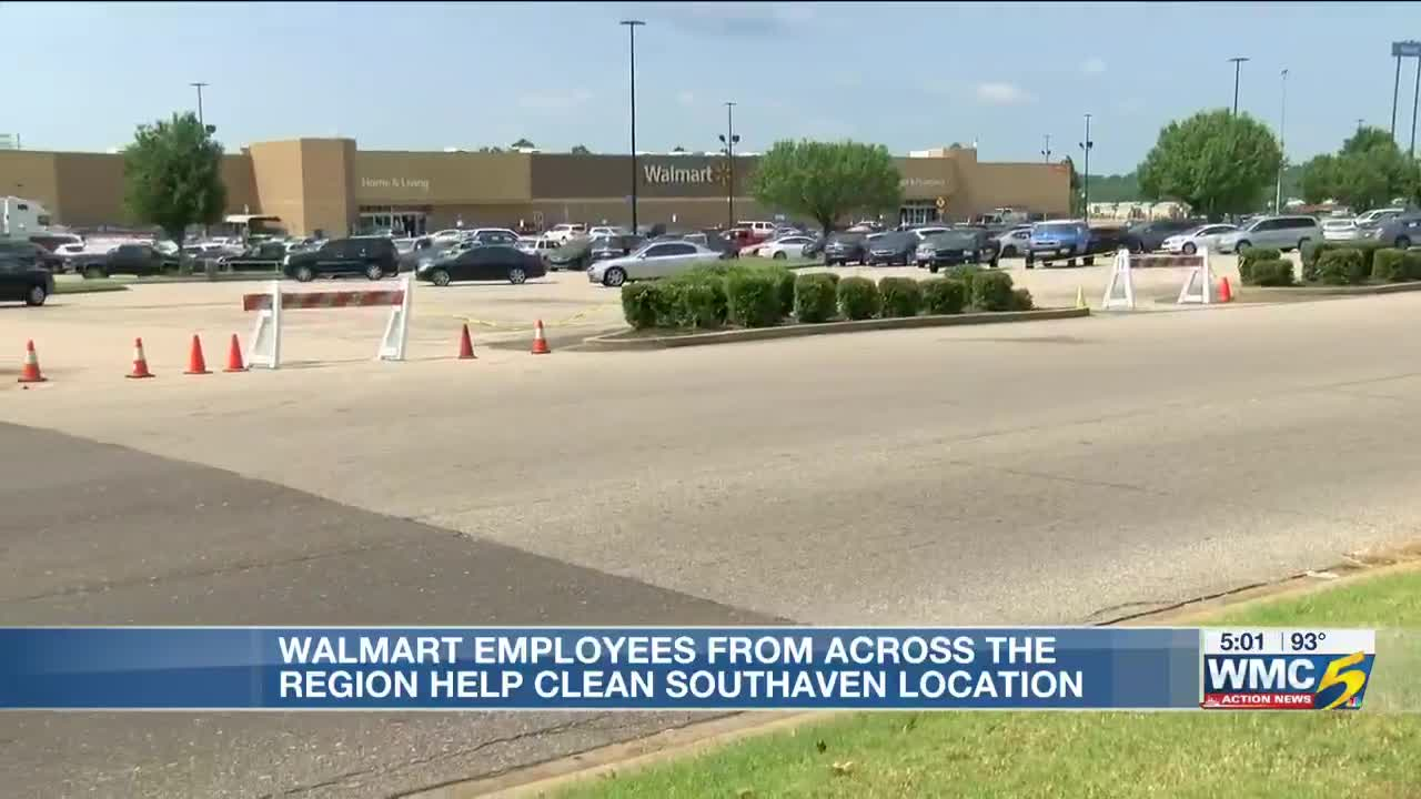 Organized chaos': 1 week after Southaven Walmart shooting