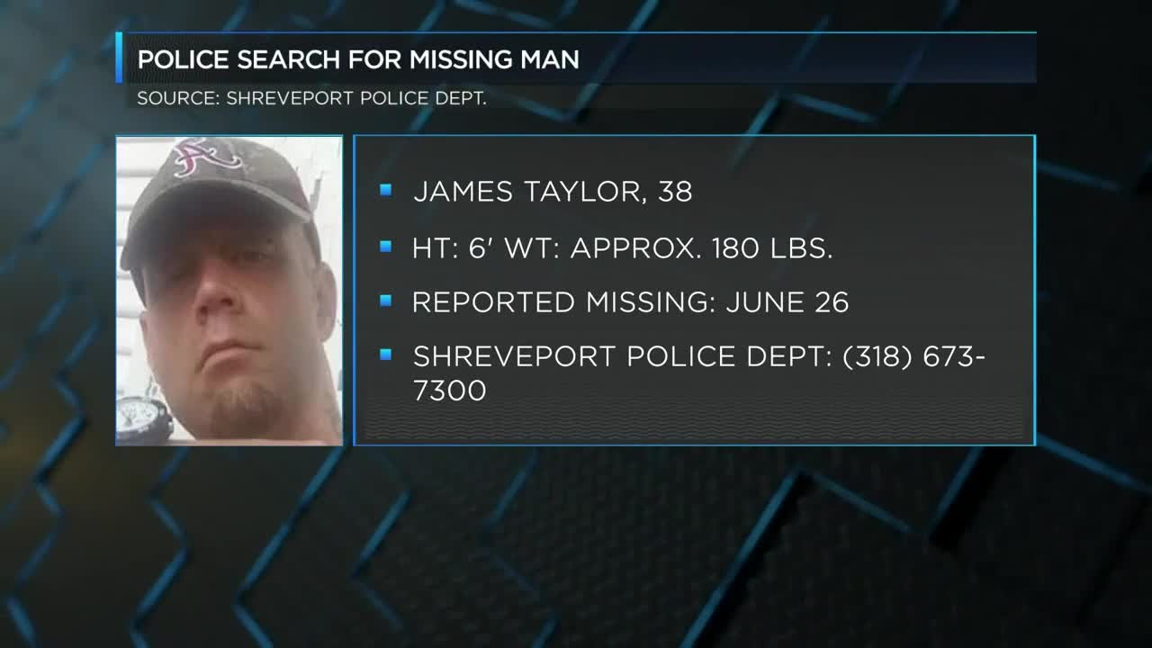 Man goes missing in Shreveport